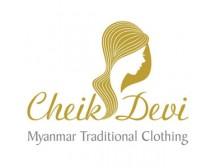 Cheik Devi Myanmar Traditional Clothing