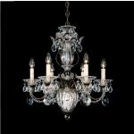 7 Light Crystal Chandelier မီးဆိုင္း