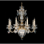 11 Light Crystal Chandelier အလွဆင္ မီးဆုိင္း