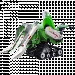 Mini Harvester အေသးစား ရိတ္သိမ္းစက္