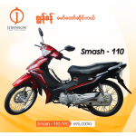 Johnson Motorcycle Smash-110