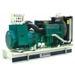 Diesel generating set with Volvo Engine serise