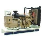 Diesel generating set with John Deere Engine serise