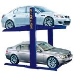 Torin BigRed 4 Post Parking Car Lift (3000 Kg)