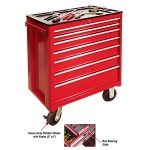 7 Drawer Tool Box with Tools