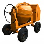 Concrete Mixer Motor and Engine