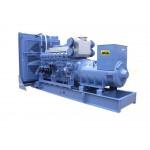 Mitsubishi diesel generator MGS1200B မီးစက္