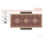 Flooring Tiles ဒီဇိုင္းဆန္းသစ္လွပေသာ ၾကမ္းခင္းမ်ား
