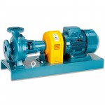 Calpeda N 65-160A/A End-Suction Centrifugal Pump with 160 MB2 Motor