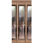 ဒီဇိုင္လွပျပီး အၾကမ္းခံေသာ Sliding Glass Wood Door