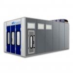 Spray Booth-QL100 - ေဆးေပါင္းခန္း ေဆးမုွတ္ခန္း