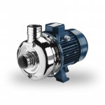 Stainless Steel DWO 400 Open Impeller Centrifugal Water Pump