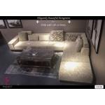 ENCHANT Living Room Furniture Sets- ခန္႔ညားထည္ဝါလွပေသာ အရည္အေသြးျမင့္ ဧည့္ခန္း