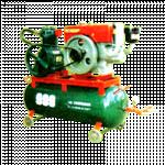 Gasoline Engine Aircompressor
