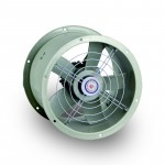 Aluminum Impeller Axial fan