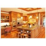 သန္ ့ရွင္း သပ္ရပ္ လွပေသာ အိမ္ မီးဖိုေခ်ာင္ အခန္းမ်ား ( Kitchen Room )