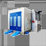 Spray Booth QL-200-I - ေဆးေပါင္းခန္း ေဆးမုွတ္ခန္း