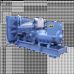 Mitsubishi diesel generator MGS0500B(MG-HC5E) မီးစက္
