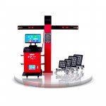 LIGE 3D Wheel Alignment Machine
