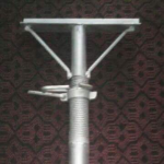 Galvanized T-Head Prop