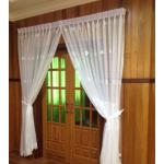 တင့္တယ္ပီး လွပသန္ ့ရွင္းသပ္ရပ္သည့္ ခန္းဆီး လိုက္ကာမ်ား ( Curtains )