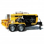 Shotcrete/Concrete Pumps