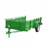 7CX-6 zoomlion high quality trailer ( ၂ ဘီးေထြလာ ရုိးရုိး)