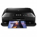 Black Wireless  Canon Printer