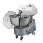 Fork mixers for special breads