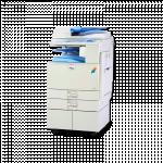 Photostat Copier Machine RICOH B&W MP4000 A3SIZE COPY PRINT SCAN