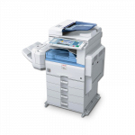 Ricoh Color MPC3000 A3 4in1 Photostat Machine