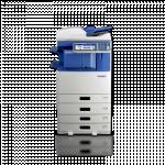 Toshiba E-studio 2050c Mfp Color Printer Copier
