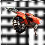 ယိုးဒယားလက္တြန္းထြန္စက္ (Walking Tractor)