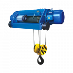 Light Double Beam Trolley Type Electronic Hoist