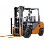 TOYOTA USED FORKLIFT 7 SERIES