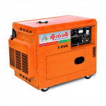 Diesel Generator 5kva Diesel Consumption