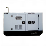 High Power Generator 20KW Sound Proof