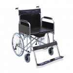 Overweight Commode Wheelchair