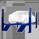 Torin BigRed 4 Post Service Car Lift (4000 kg)