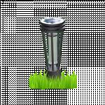 SOLAR LAWN LAMP  (ျမက္ခင္းျပင္သံုးမီးအိမ္)