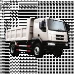Chenglong Dump Truck  LZ3060LAH (RE)၊(၆) ဘီးေၿမသယ္ကား