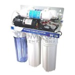 HR-800UV (5 state RO System Filtration with UV & pump)