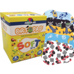 ORTOPAD® SOFT BOYS, REGULAR SIZE, 50/BOX - WITH TEXTURED ACCENTS!