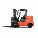 Four Wheel Counterbalance CPD40-50 Forklift
