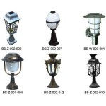 Gate Lamps