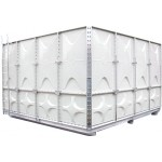 GRP/FRP Sectional Water Tanks