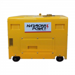 Harmony Power New Generator sound proof 2 units မီးစက္