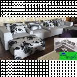 HOME GALAXY Sofa Chair - 870 D ဧည့္ခန္းသံုး ဆိုဖာထိုင္ခံု