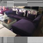 HOME GALAXY Office Sofa Chair - 6011A ရံုးသံုးဆိုဖာထိုင္ခံု