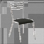 FAY Dining Chair BK ဆိုင္သံုးထိုင္ခံု